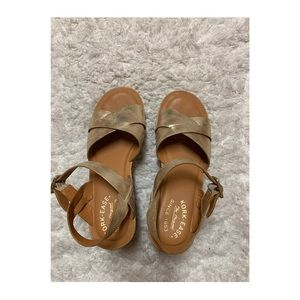 Kork-Ease Ava Wedge Sandals